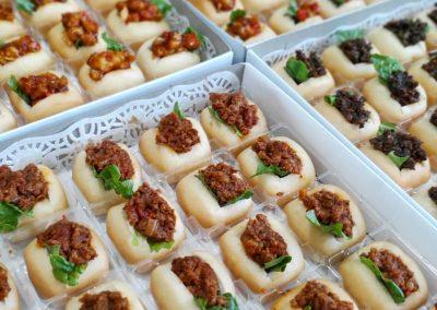 Mantou Bites