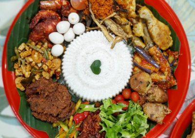 O'Ambeng Platter